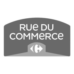 logo de la société rue du commerce